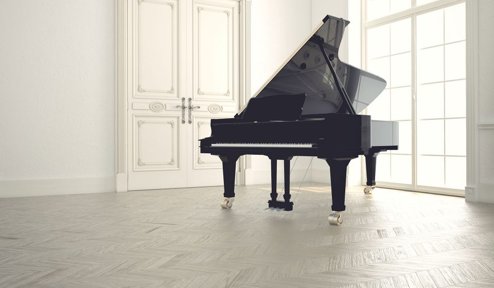Piano delivery from London to Oxford from £100