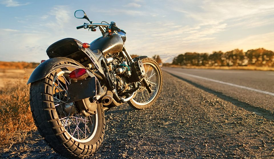 Motorbike delivery from London to Newcastle from £80